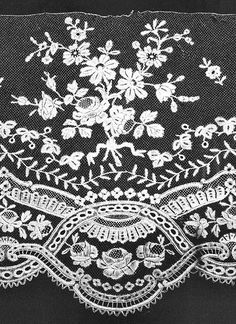 Belgian Royal Collection lace Z