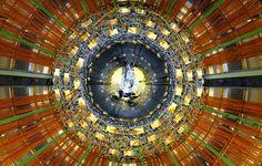 CERN. Switzerland. #Architecture #Circle
