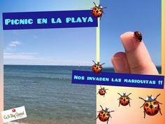 10º VLOG   Nos vamos de picnic a la playa y nos pasan cosas un poco raras   Creéis en las señales ?   Teneis el vídeo en el link de mi bio  #lifestyle #familyvlogs #ladybugs #beach #youtube #señales