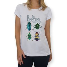 Camiseta The Beetles de @doart | Colab55