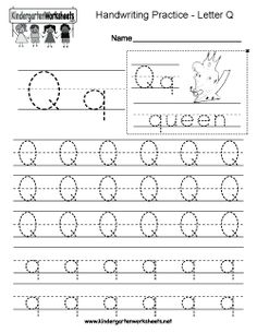 53 Best writing pratice ABC images in 2018 | Kindergarten worksheets ...