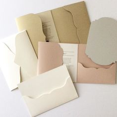 I am totally swooning over these fresh cuts from @envelopments. Can't wait to start using them! #design