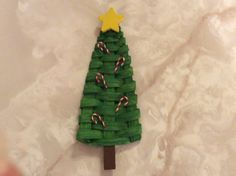 Christmas tree ornament designed by Lara Lawrence