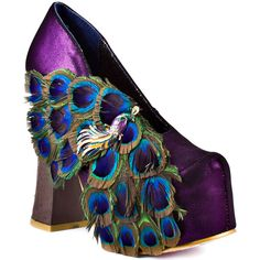 Best Of All Purple by Irregular Choice