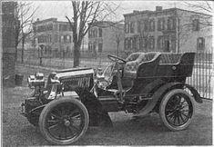 1902 Gasmobile Touring