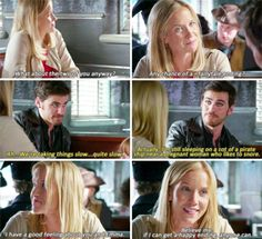 """Ashley and Killian - 6 * 3 """"The Other Shoe"""""""