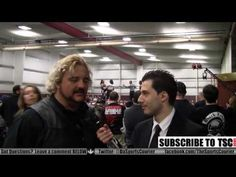 TSC's Fred Richani catches up with former WCW star The Stro aka The Maestro at Pro Wrestling Syndicate!
