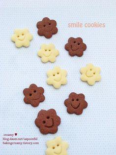 http://blog.daum.net/aspoonful  스마일 쿠키 ,  smile cookie