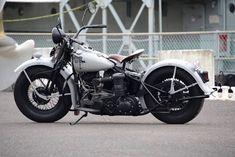 1945 US navy U Model Harley Davidson.