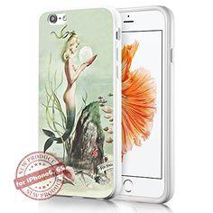 Mermaid Picture Painting Art Fashion iPhone 6 6s Case Cov... http://www.amazon.com/dp/B01DJ3US4C/ref=cm_sw_r_pi_dp_i.Ojxb04FRVZ7