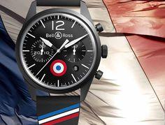 Bell Ross, Patek Philippe, Air Force, Vintage, Amp, Clocks, Jewels, Clock Art, Wristwatches