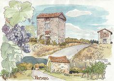 Cabanes de Dauliac | Flickr - Photo Sharing!