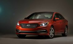 2015 All-New Hyundai Sonata Sedan US HD Desktop Wallpaper