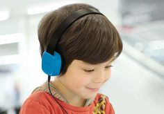 Kenu Groovies Kid's Headphones with Volume Limiting Technology