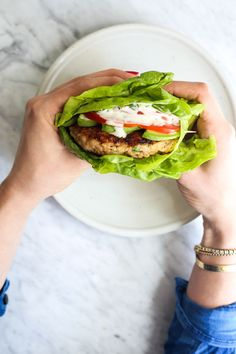 Jalapeno Chicken Burgers with Cilantro-Lime Aioli