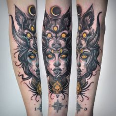 Ultra Unique Neo-Traditional Tattoos More