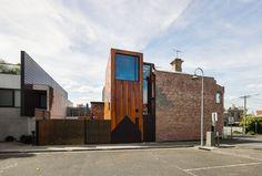Andrew Maynard: HOUSE House, Richmond, Australia. Photo Peter Bennetts