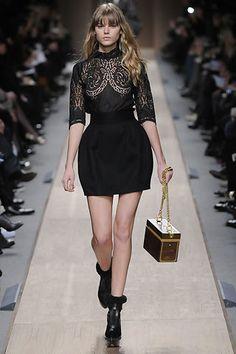 Stella McCartney Fall 2008 Ready-to-Wear Fashion Show - Raquel Zimmermann