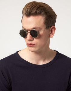 Spitfire | Spitfire Round Sunglasses at ASOS