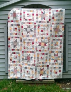 Starry Eyed Quilt
