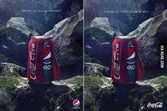 Pepsi VS Coca Cola, botta e risposta sulla pubblicità di Halloween
