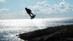 Frankreich: Das fliegende Surfbrett muss am Boden bleiben