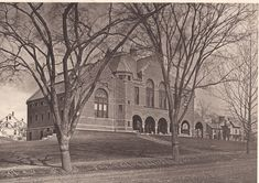Nevins Memorial Library 1883  Methuen MA