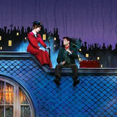 Mary Poppins: Rooftop Duet