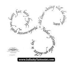 http://tattoo-ideas.us #triple infinity symbol tattoo 06 - http://infinitytattooist.com/triple-infinity-symbol-tattoo-06/