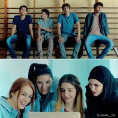 Serie Tv, Tv Series, Boy Squad, Films, Movies, Case, Gossip Girl, Grande, Netflix