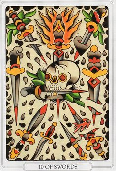 Tarot of the Tattoo Age