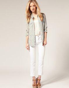 MiH Jeans Paris 7/8 Slim Jeans