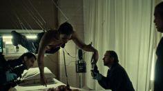 Behind the scenes, Richard Armitage as Francis Dolarhyde, Hannibal season 3
