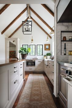 "the-velvet-year: ""English Cottage Reclaimed Wood Floors, Wood Beams, Barn Wood, Reclaimed Wood Kitchen, English Cottage Kitchens, English Cottage Decorating, Small English Cottage, Vaulted Ceiling Kitchen, Vaulted Ceilings"
