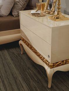 Luxus bedside table  Jetclass | Real Furniture Luxury Interior Design
