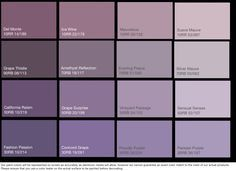 Grey Purple Paint Extraordinary Of Colors Lisbonpanorama