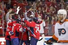 2016 NHL Playoffs: What channel is Flyers vs. Washington Capitals ...