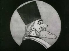 This trippy anti-capitalist cartoon was the USSR's first animated film