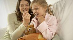 Was tun bei Kinderkrankheiten?