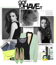 """""""Morning"""" by r-luvs-g ❤ liked on Polyvore"""