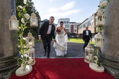 Janice & Patrick's City Centre Love & Marriage (Vienna Woods Hotel) - Voltaire Weddings