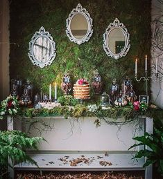 Baby Shower Decorations 411235009725855299 - Event Ensemble – Whimsical Woodland Baby Shower Source by sathachay Enchanted Forest Prom, Enchanted Forest Decorations, Enchanted Garden Wedding, Baby Girl Shower Themes, Baby Shower Decorations, Vitrine Design, Forest Baby Showers, Decoration Evenementielle, Forest Party