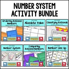 Classifying Rational Numbers Mystery PatternMystery ...