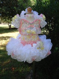 Items similar to National Glitz Pageant Dress Custom Order by Nana Marie Designs on Etsy Pagent Dresses For Kids, Glitz Pageant Dresses, Little Girl Pageant Dresses, Pageant Wear, Girls Party Dress, Girls Dresses, Beauty Pageant, Party Dresses, Dance Outfits
