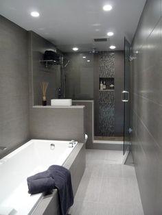Baños Modernos 2017 140 fotos e ideas de diseño y decoración