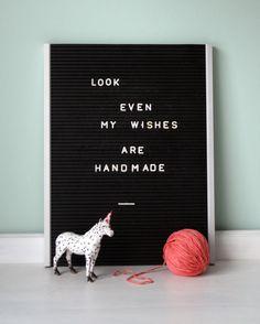 Wishes #frietkotbord #letterbord #frietbord
