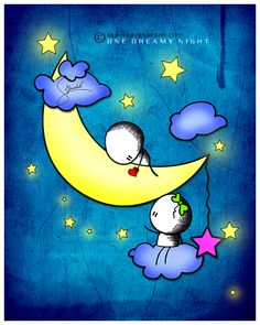One Dreamy Night by BIGLI-MIGLI on DeviantArt