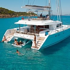 New Lagoon Catamarans for Charter Thailand and Langkawi