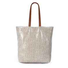 Sorial - Rubina Tote. I have been in love with this for over a year. I still can't decide which color I like best, but this winter white is fab.