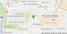 Calle Amnistía, 5, 28013 Madrid, Espagne: carte